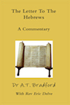 Book Cover: The Letter to the Hebrews - Dr. A Bradford